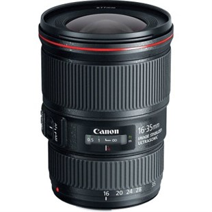 Canon 16-35mm f/4L IS USM Geniş Açı Lens
