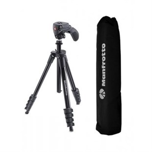 Manfrotto MK Compact Action Tripod